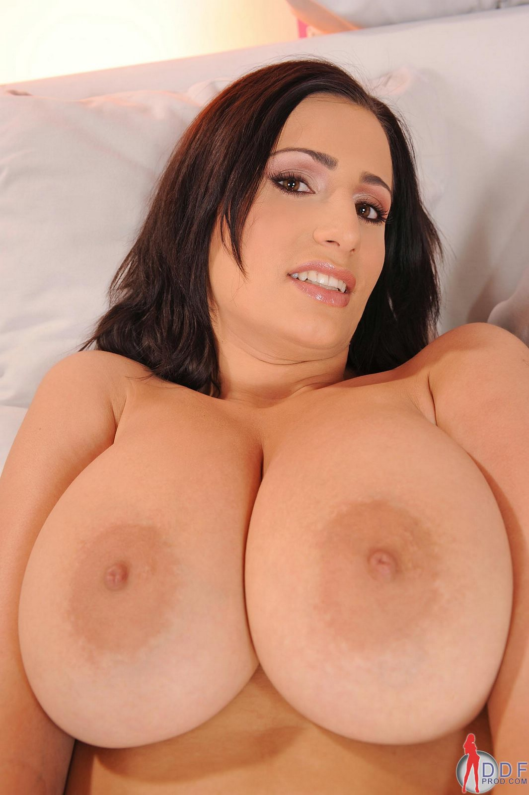 Sensual Jane Showing Off Her Natural Huge Tits - My -8990