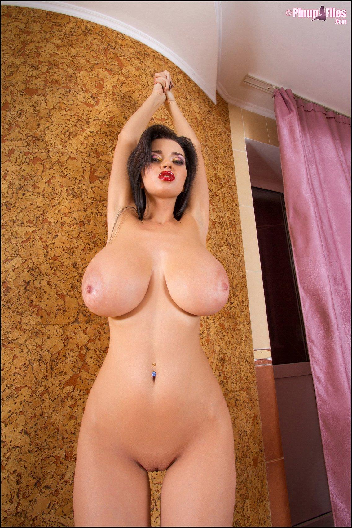 Sha rizel huge tits