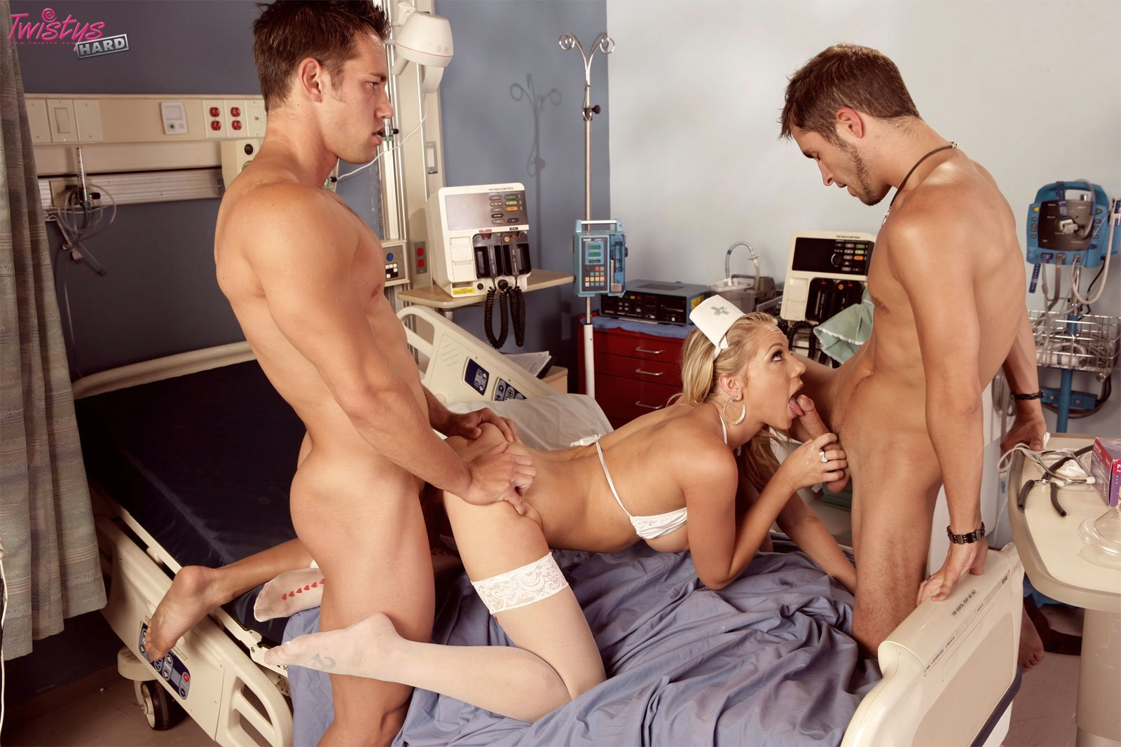 Nurse Group Sex Porn-9904