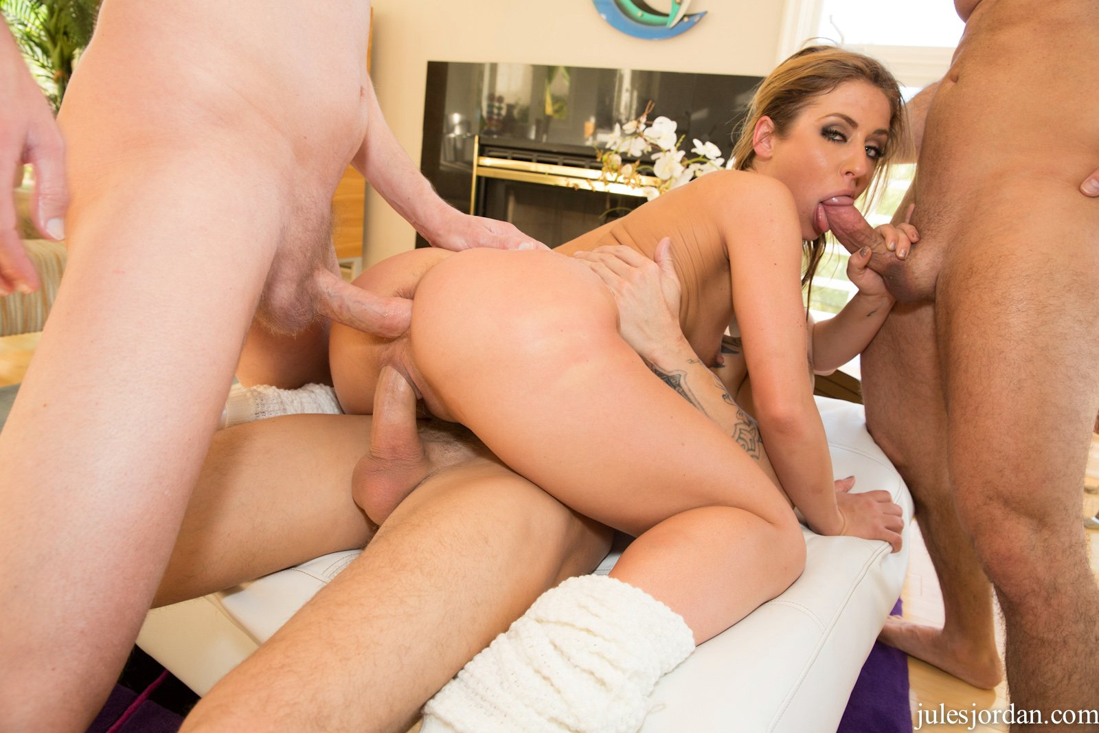 Sheena shaw in a relentless anal scene