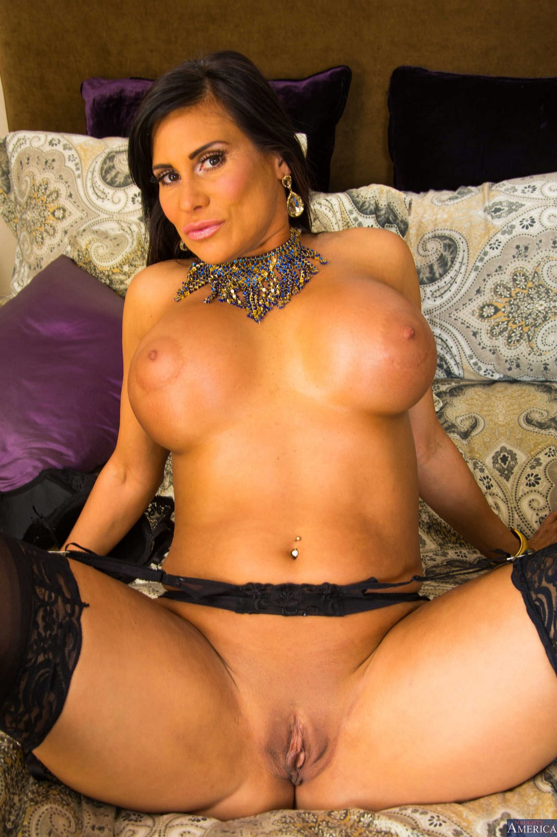 Sheila marie black stockings