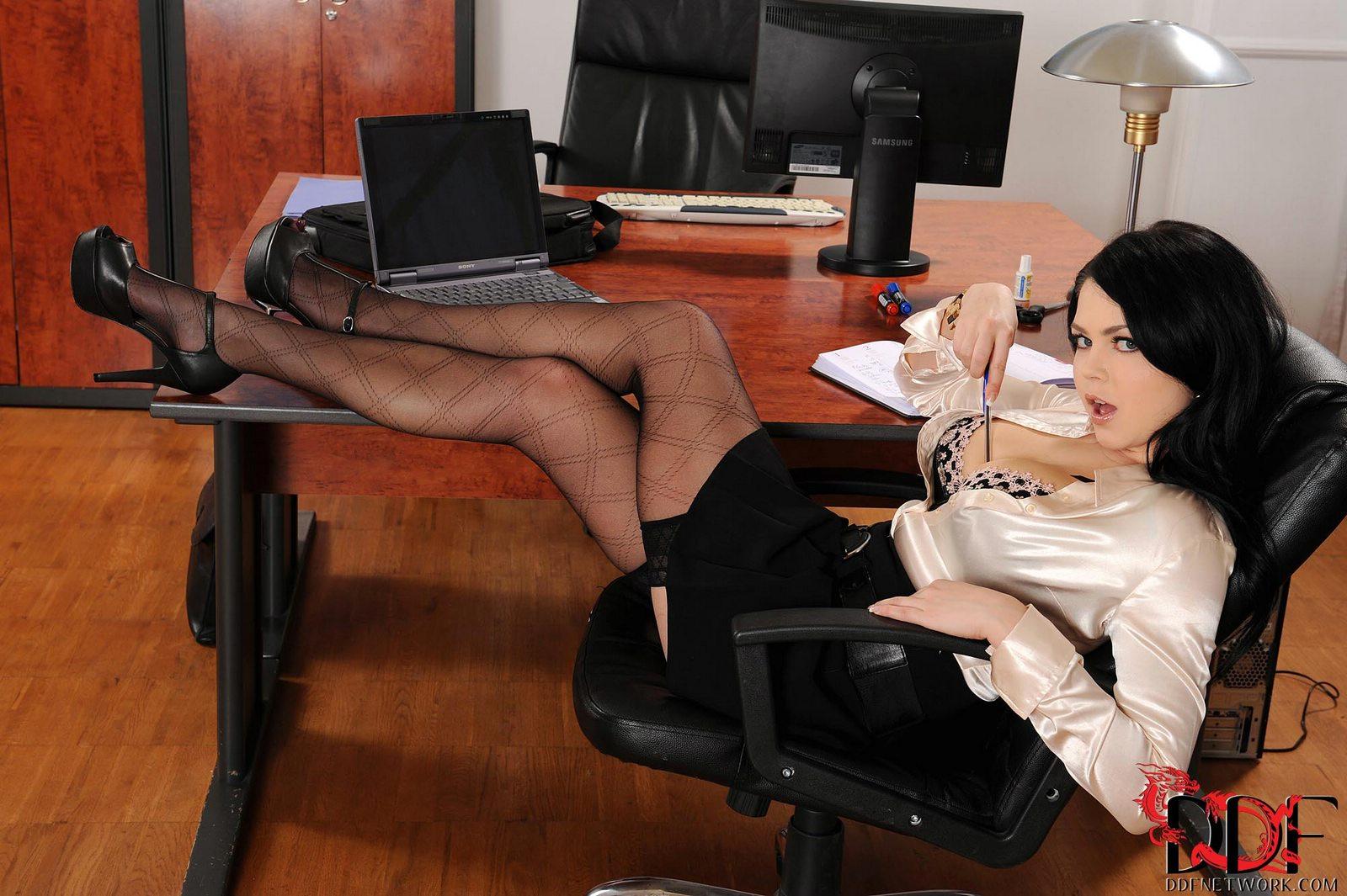 Shione cooper sexy secretary 9