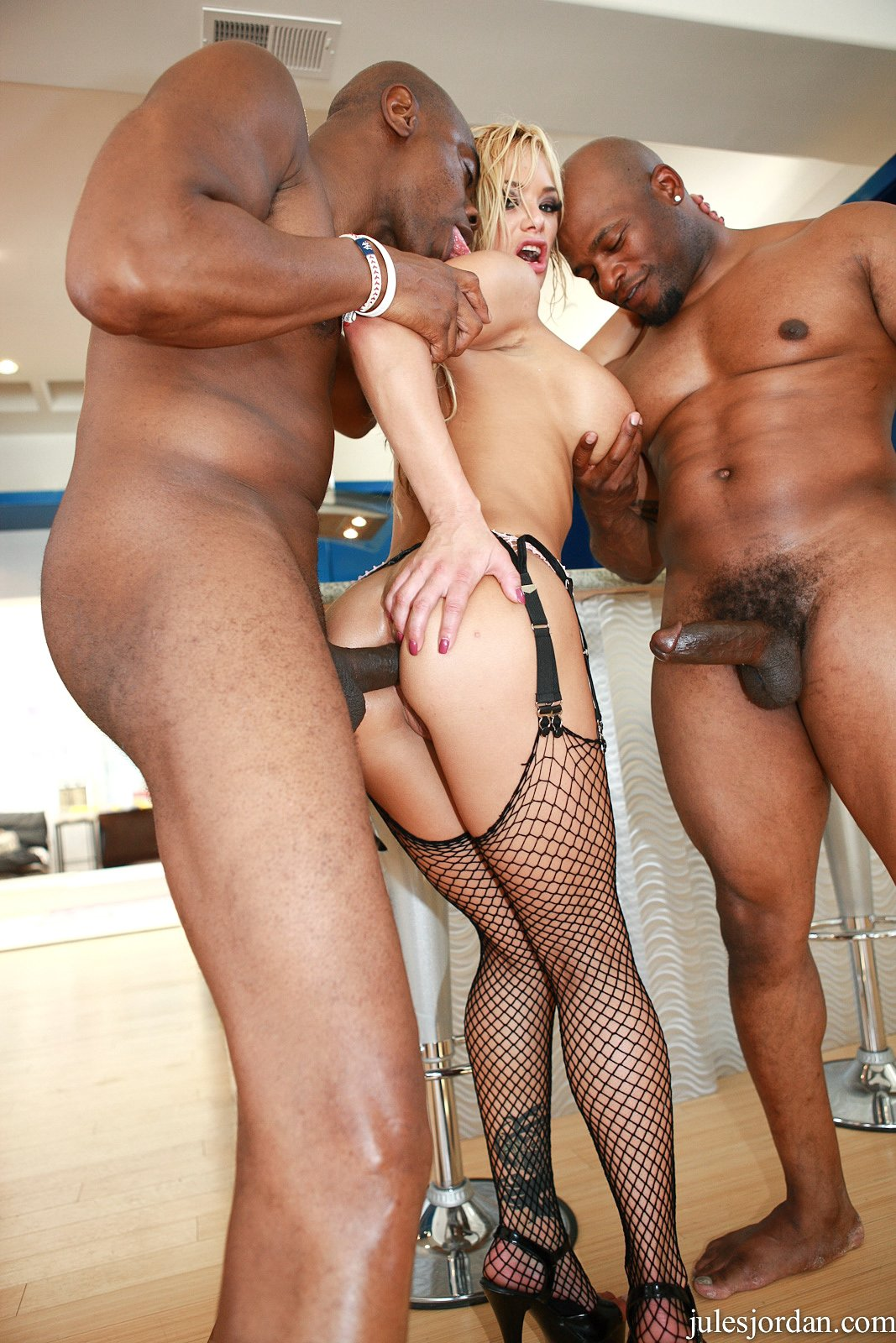 shyla stylez interracial double penetration