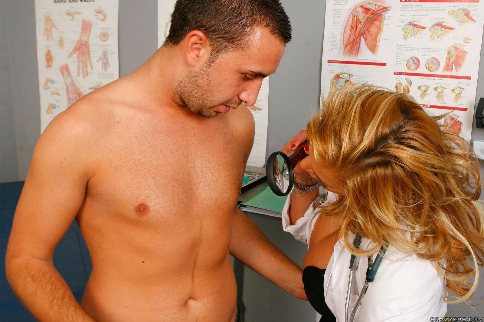 doctor having sex with patient