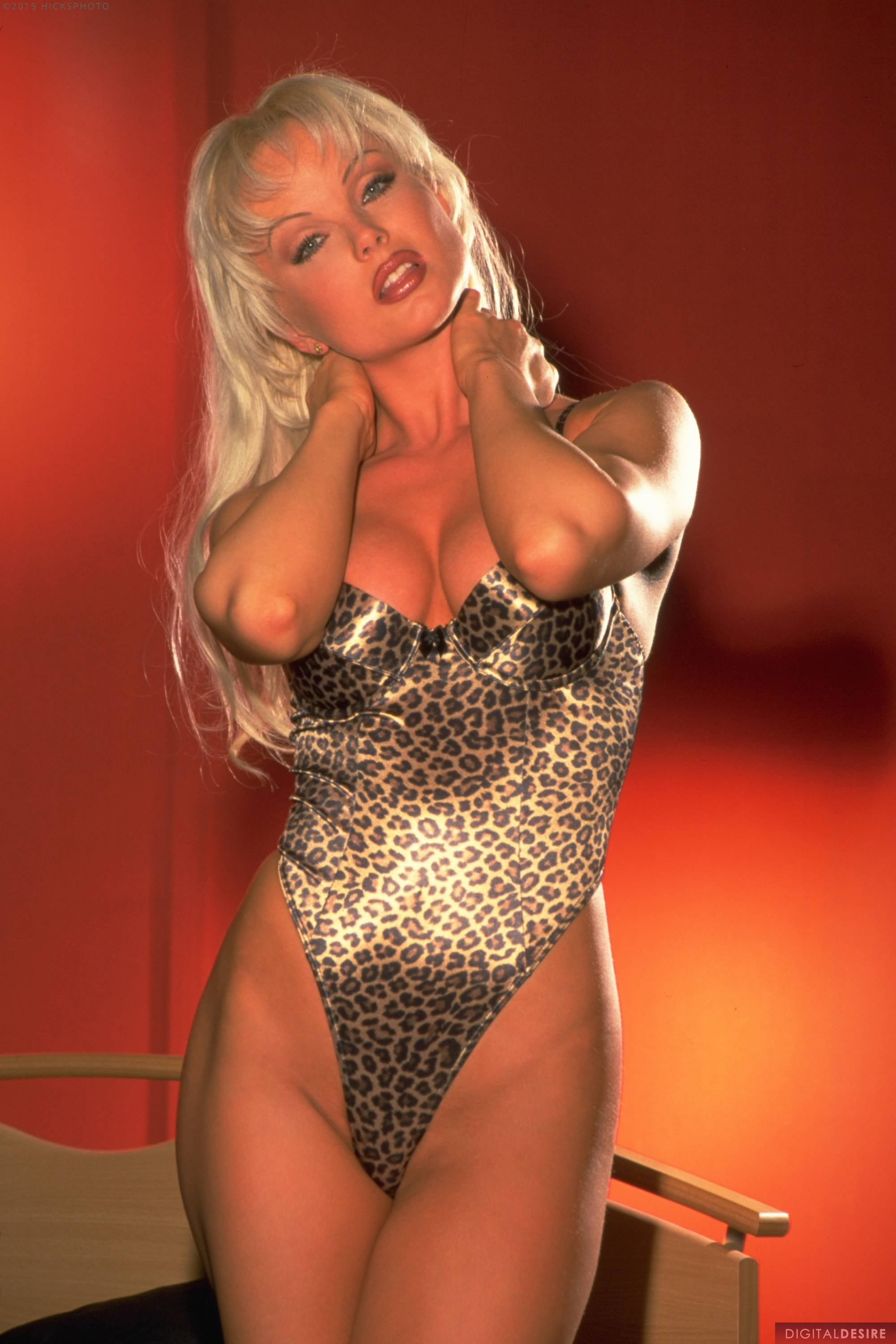 Silvia Saint In Leopard Lingerie And Sexy Heels Poses For Camera - My Pornstar Book-8769