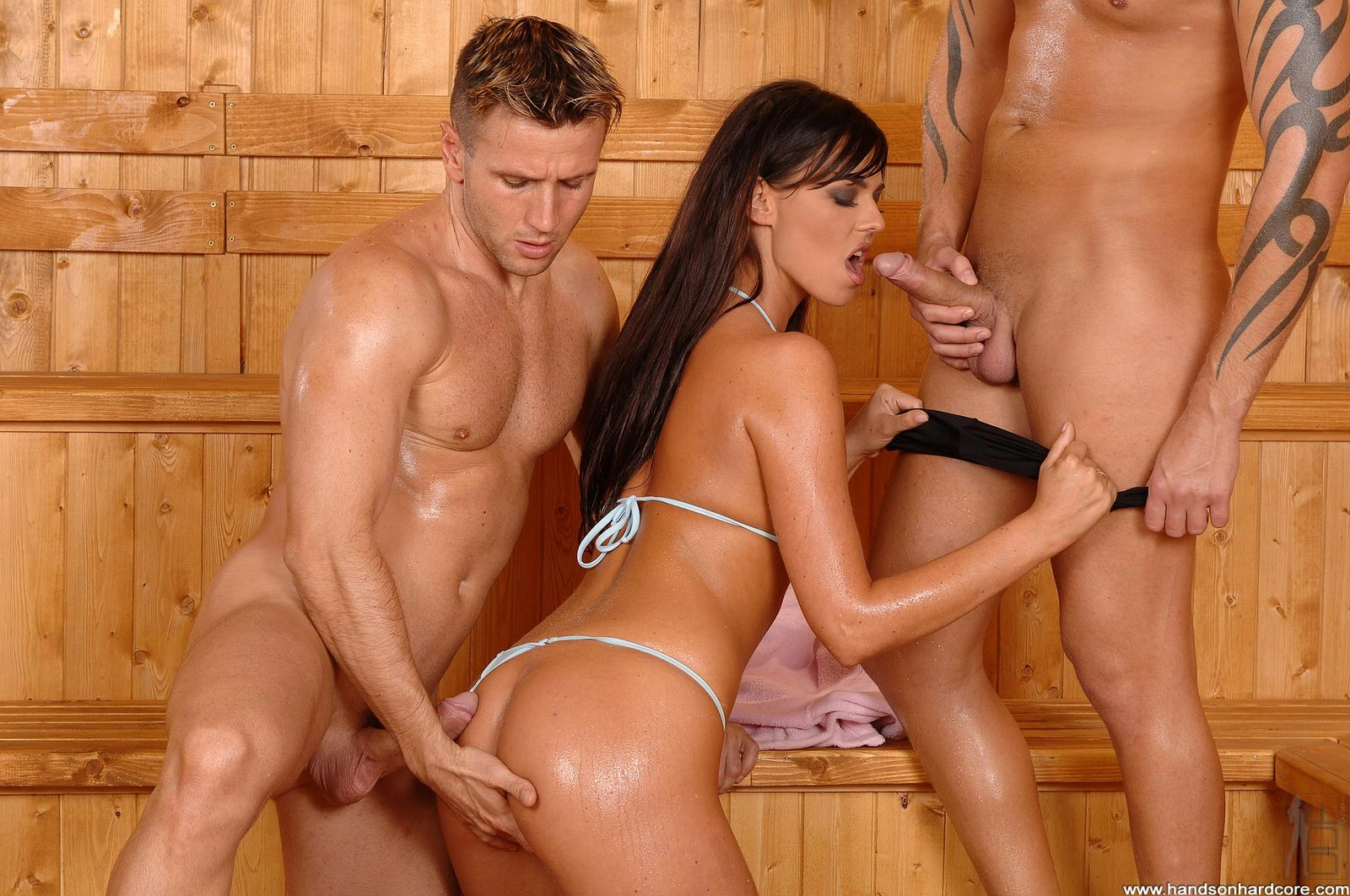 sex toys paar sauna