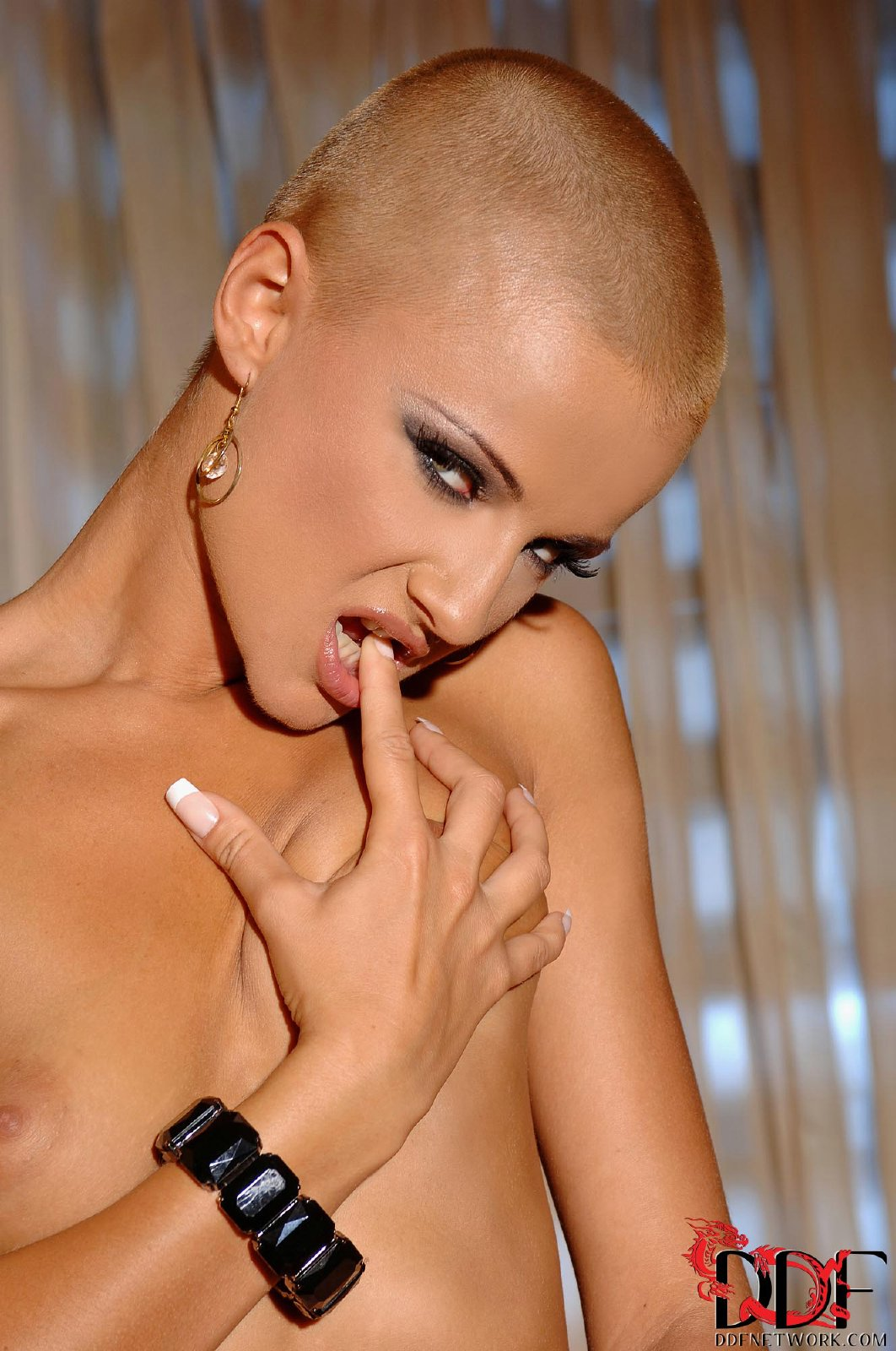Bald pornstars
