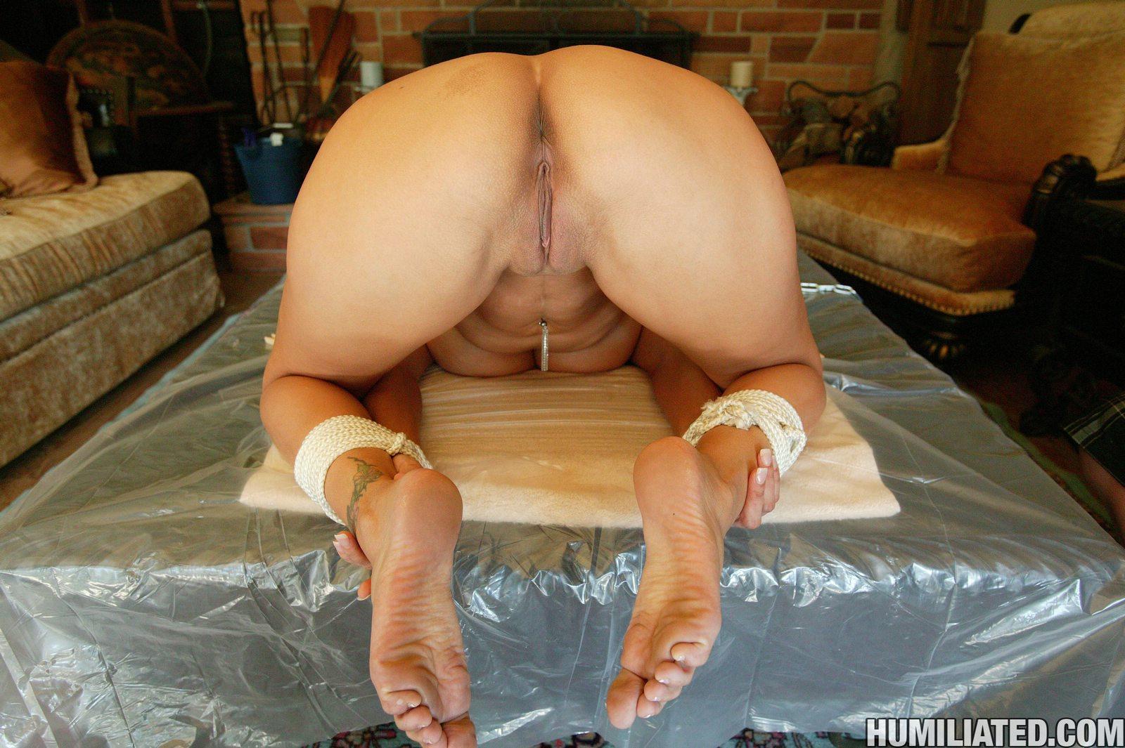 sophia lomeli getting bondaged humiliated and fucked my