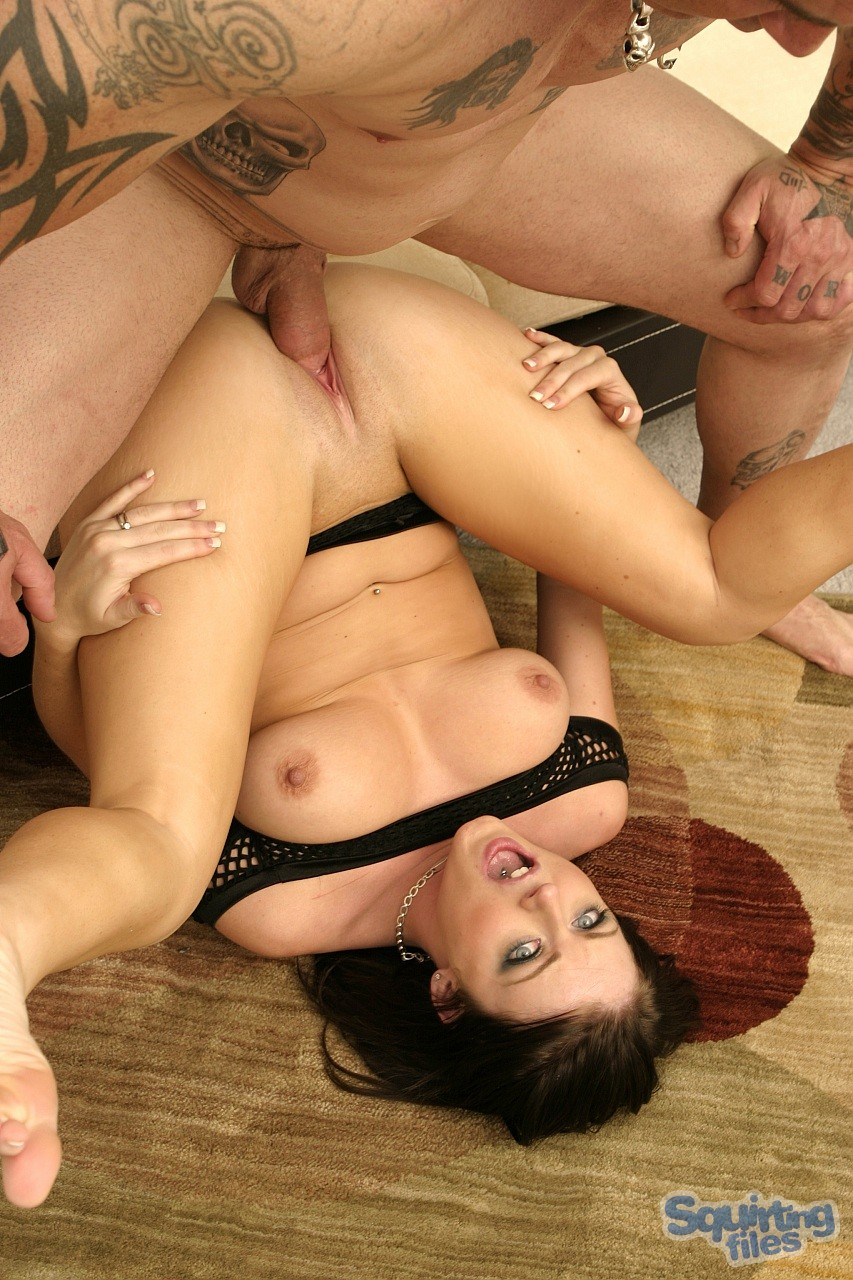 Sophie dee fucked hard in hot gangbang action