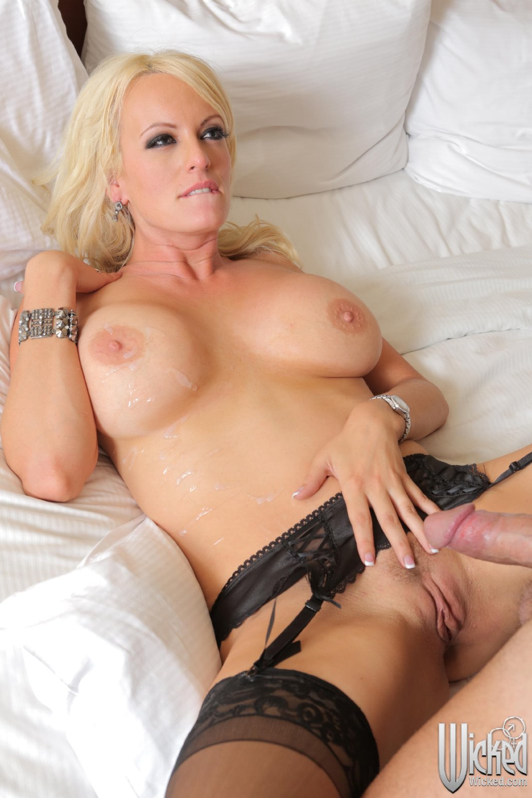 Stormy daniels interracial