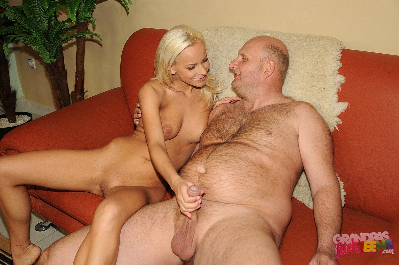 Grandpa And Girl Porn