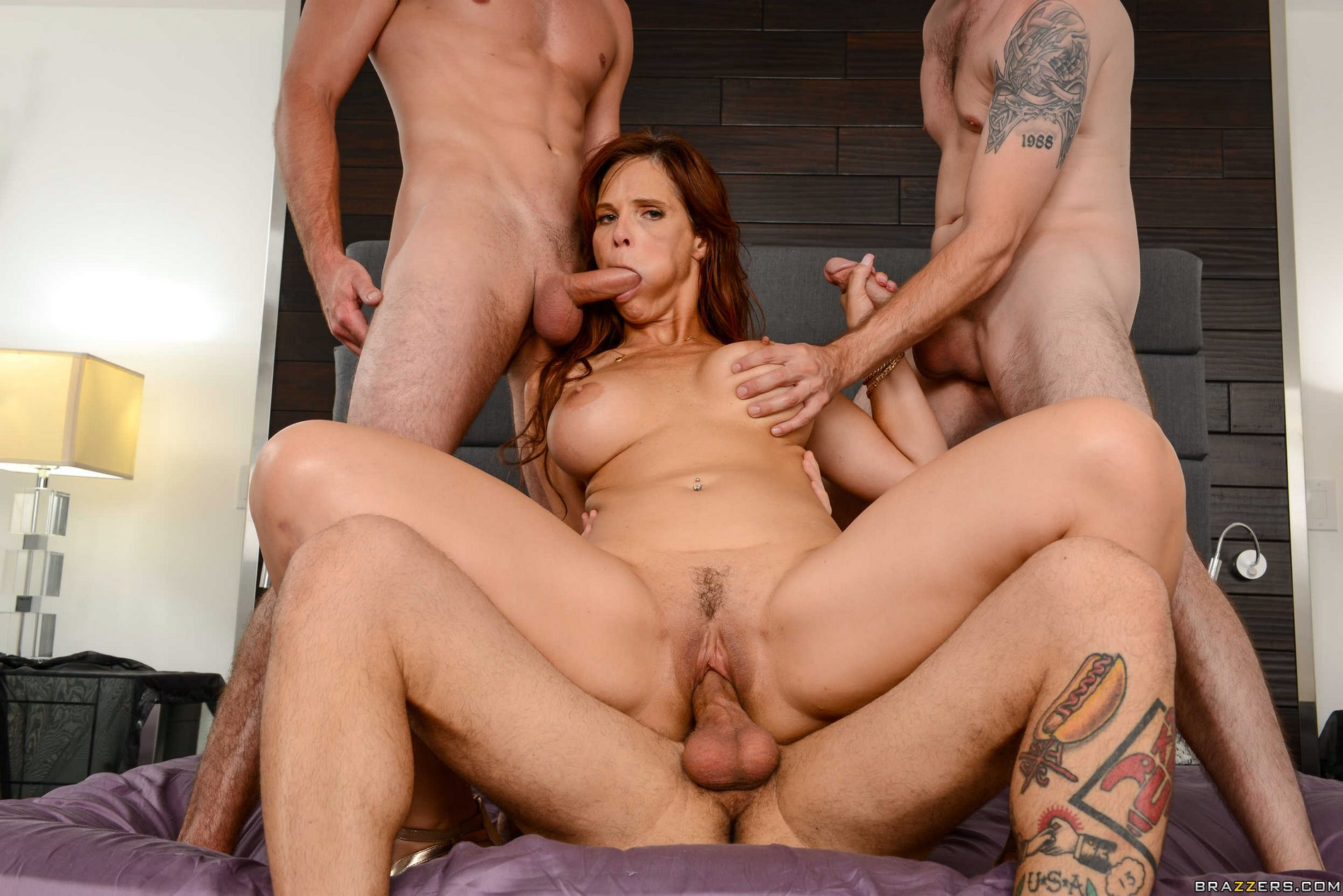 Aubrey milf fucking three at once you nice/cock.I/love/your/big/cock:)