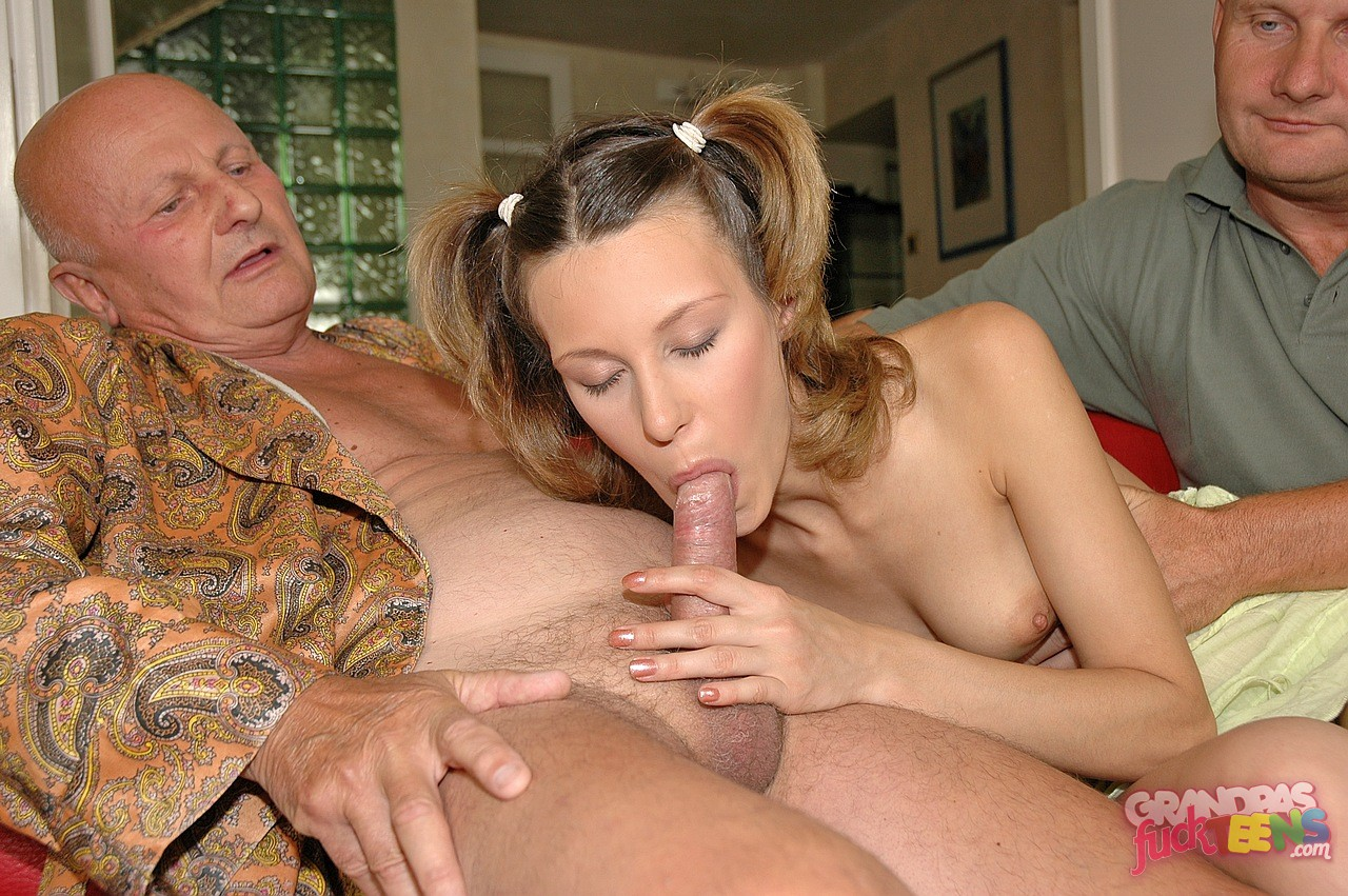 Old Man Cums Inside Young Girls Pussy Free Sex Pics