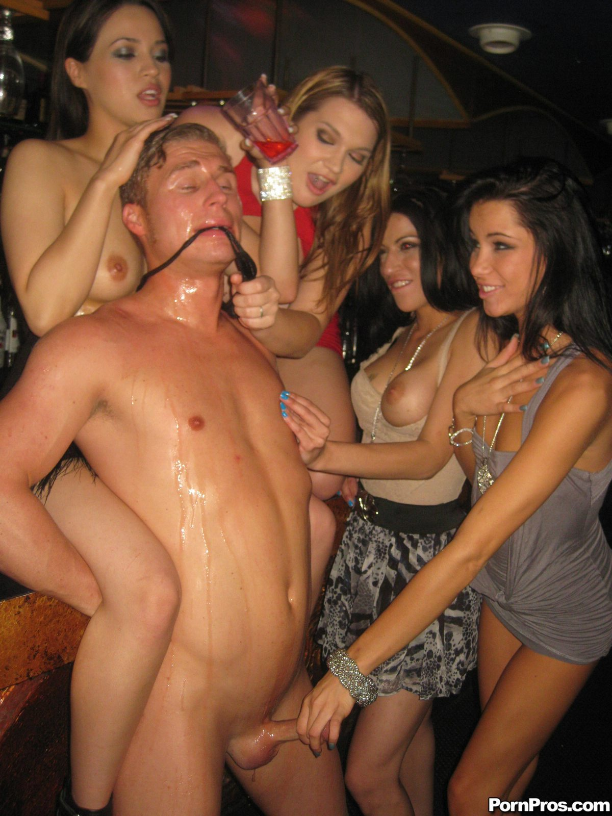 Stripper party porn