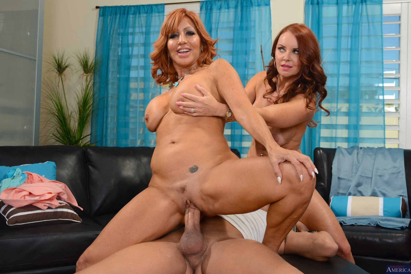 image Mature mom janet mason owned by bbcs in front of cuckold