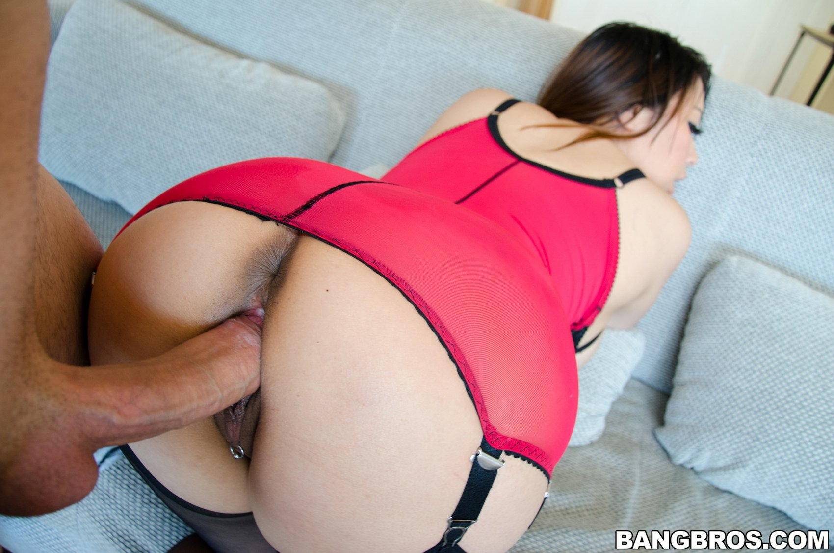 Sexy latina gets fucked by bbc 10