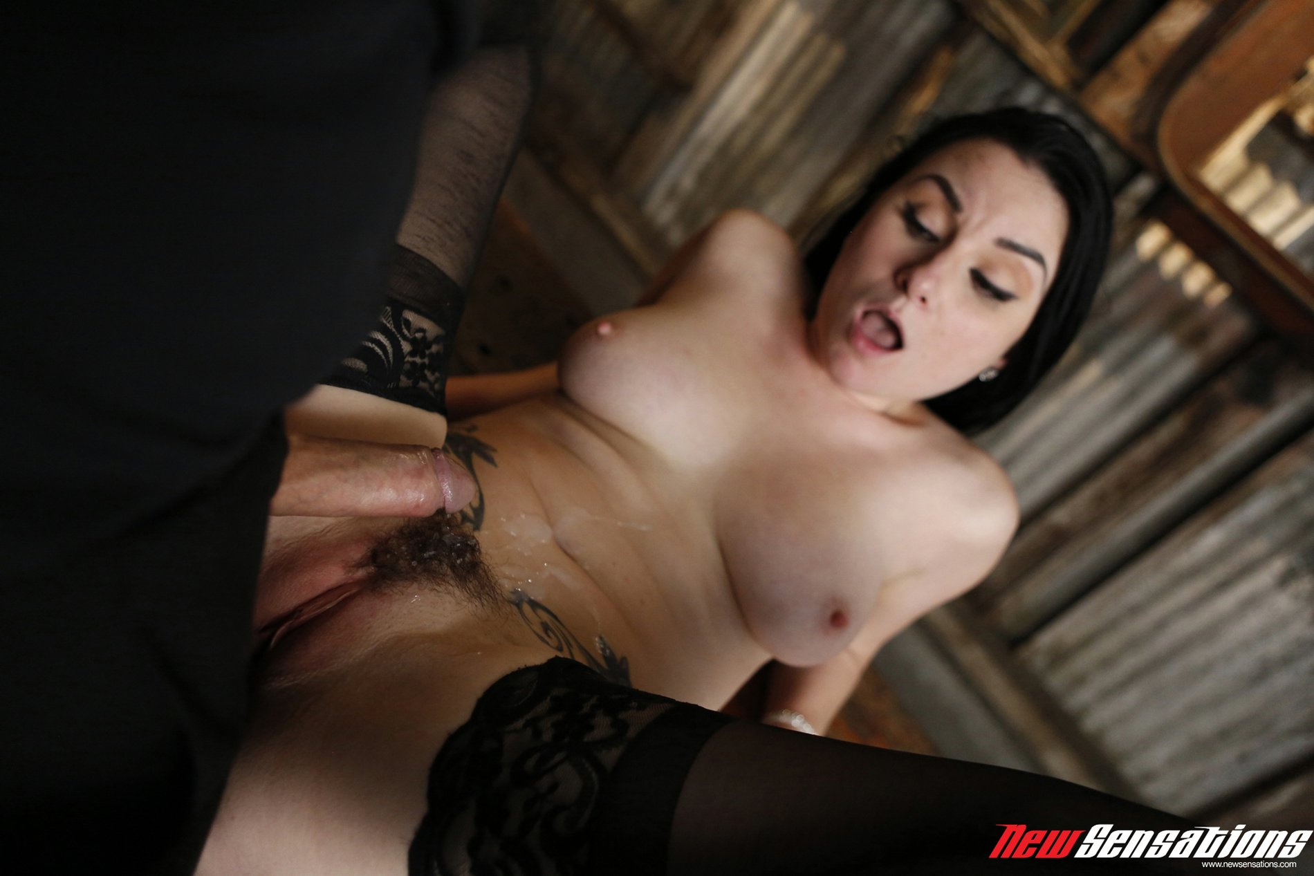 Tied up veruca james enjoys hardcore pleasures 3