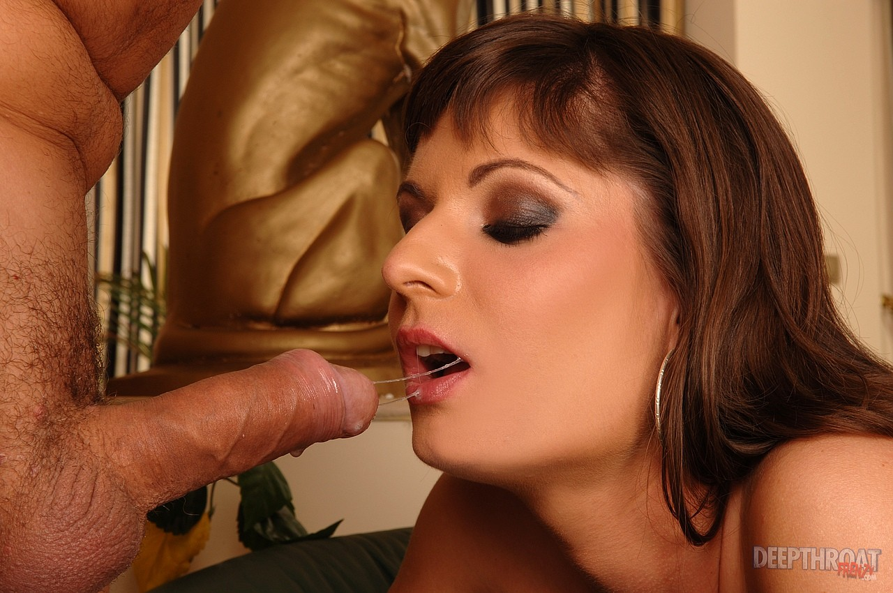 All above Men who like to deep throat you very