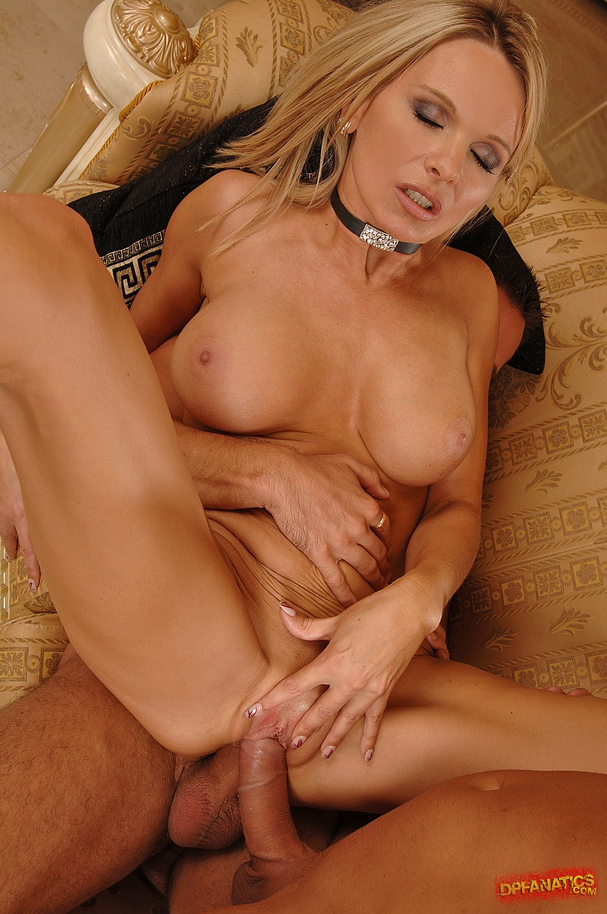 German Dp with hot milf